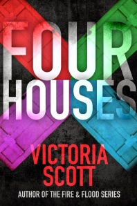 FOUR HOUSES Cover
