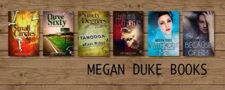 megan duke books