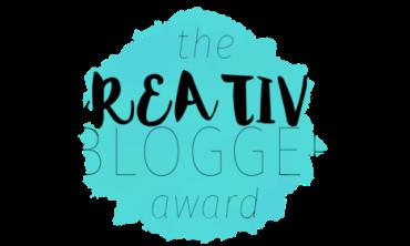 creative blogger award