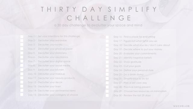 3checklist-thirty-day-simplify-challenge